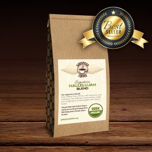 hallelujah coffee blend best seller