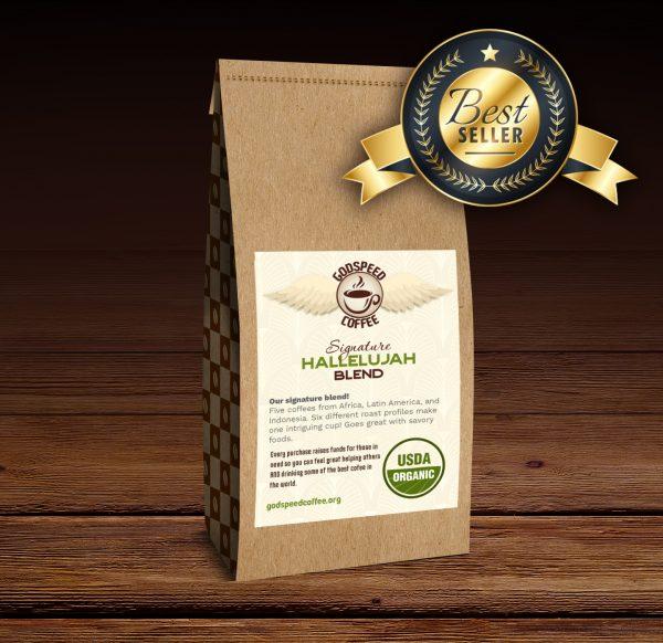 hallelujah coffee blend best seller