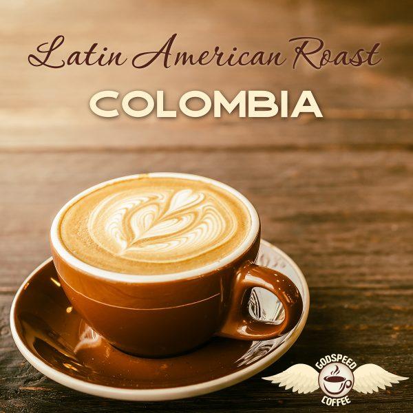 colombian coffee roast